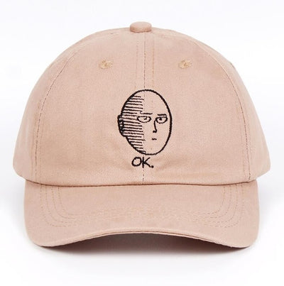One Punch-Man Dad Hat
