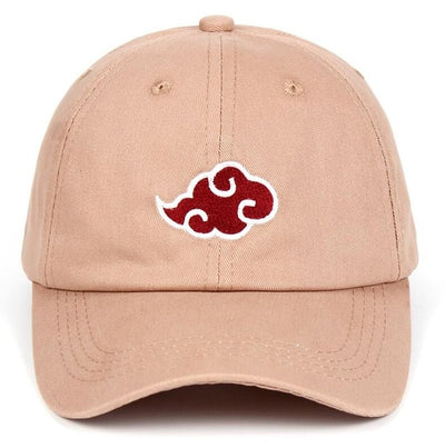 Japanese Akatsuki Anime Naruto Dad Hat