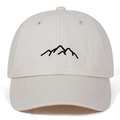 Mountain Range Hat