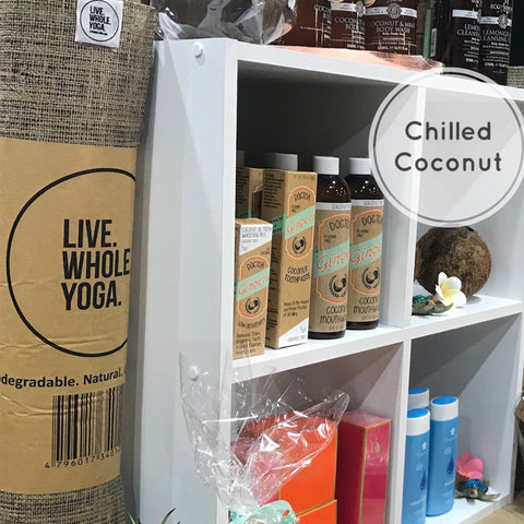 Chilled Coconut Sydney Market