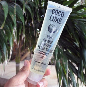 Coco Luxe Organic Coconut Oil In A Tube