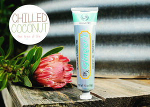 Coconut Toothpaste all natural