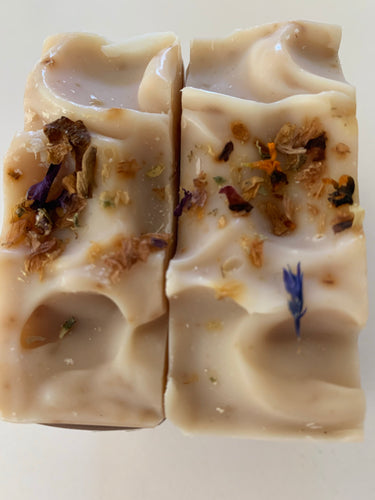 Simply Roses- Milk Soap  Home Made Soaps by Fresh Scrubs  pack of 2