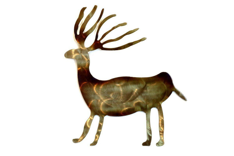 Deer Wall Art-Lema's Kokopelli Gallery