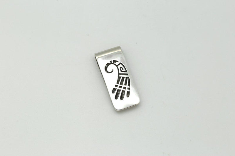 Hopi Parrot Money Clip-Lema's Kokopelli Gallery