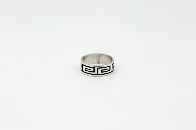 Hopi Whirling Wind Ring-Lema's Kokopelli Gallery