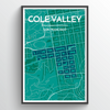 "Cole Valley / 13x19"" / Color"