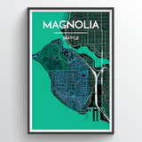 Seattle Neighborhood Maps