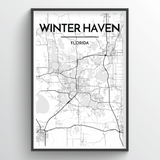 Winterhaven City Map
