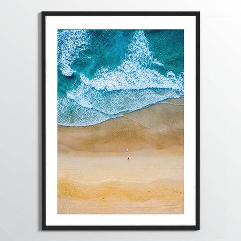 Wholesale art print: Beach Art Print