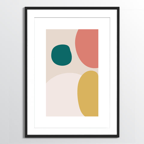 Wholesale art print: Abstract No 5 Art Print