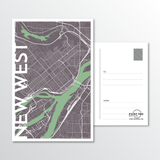 New West Postcards