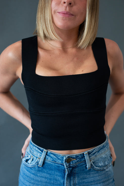 Sutton Striped Cardigan