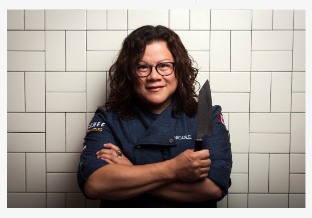 A Special Evening with Top Chef Canada Winner Nicole Gomes