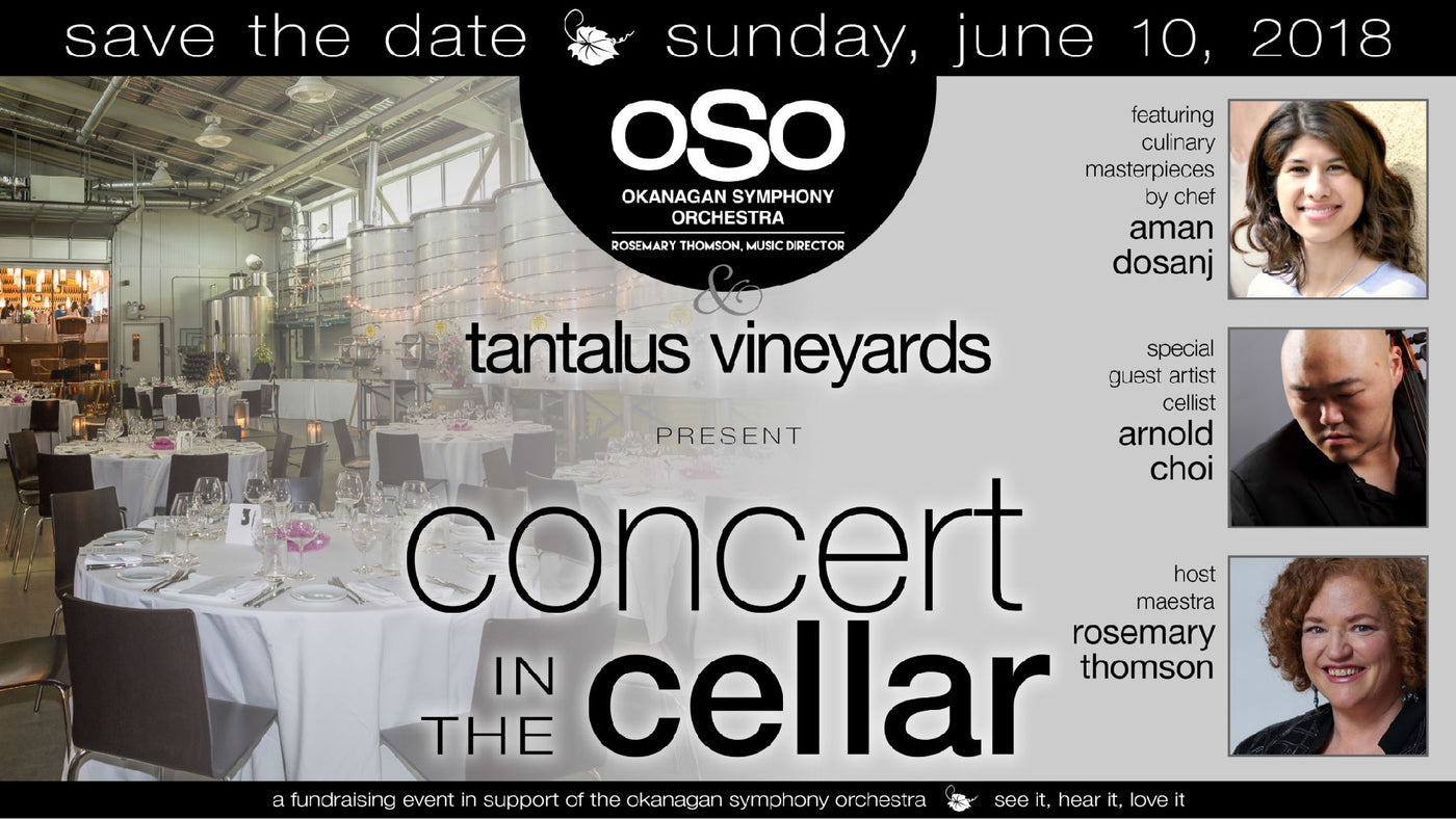 Concert in the Cellar with the OSO