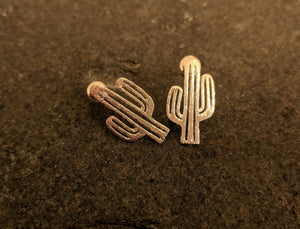Cactus Stud Earrings | Cactus Earrings | Cactus Studs