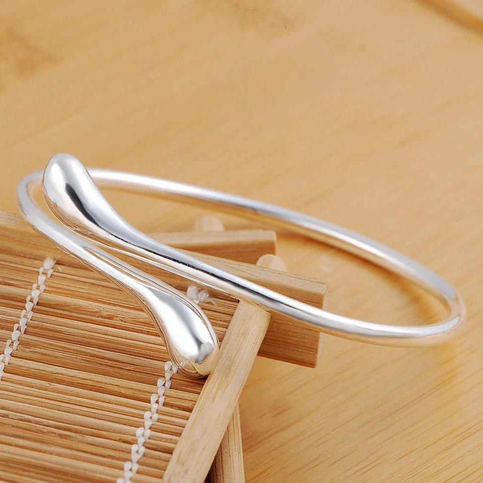Silver Bangle | Silver Bracelet | Statement Jewellery