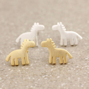 Horse Earrings | Horse Studs | Animal studs | Pony Jewelry