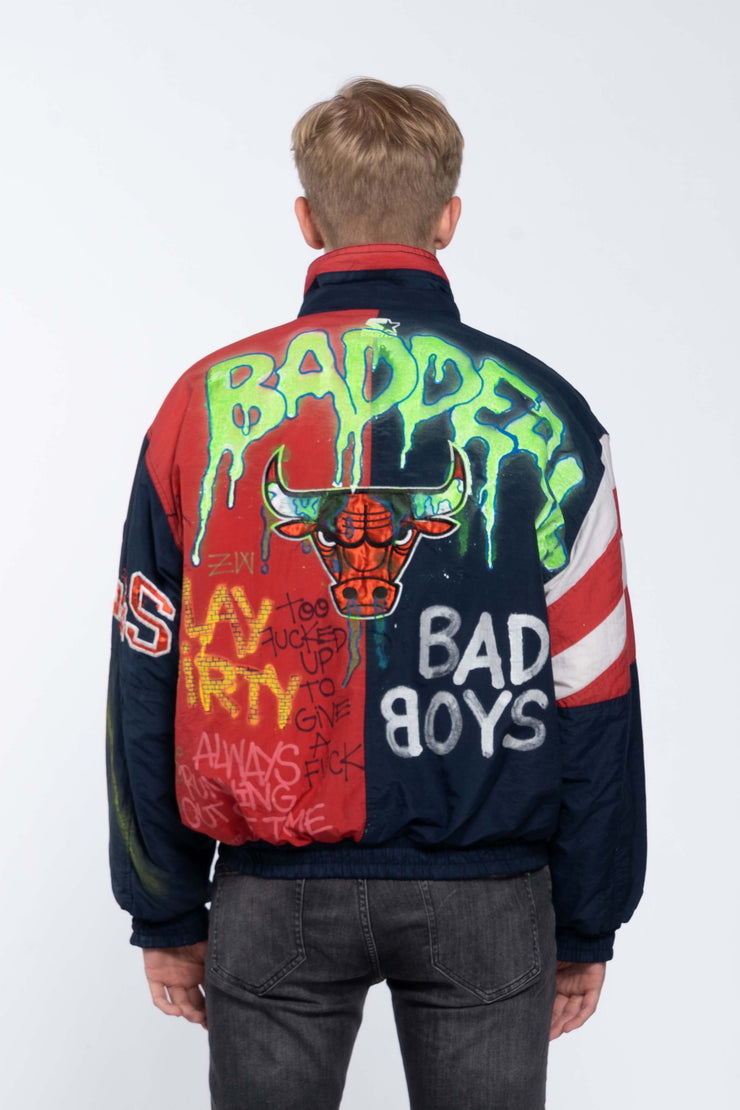Chicago Bulls Vintage Jacket