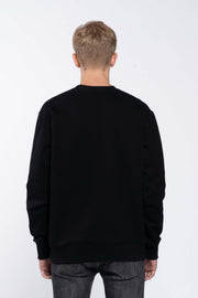 TRAIN BLACK - SWEATSHIRT