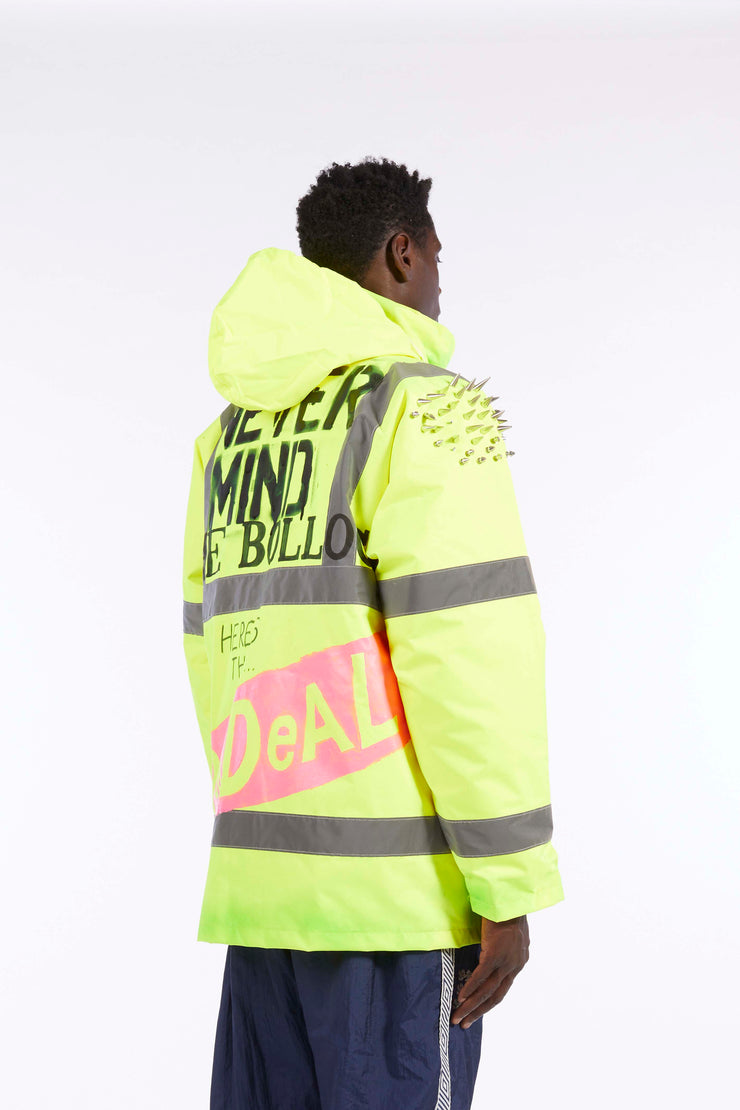 DICKIES high visibility jacket