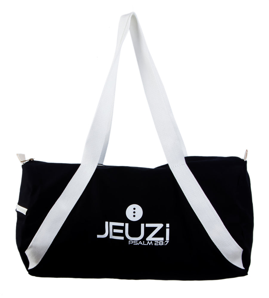 JEUZI'S EVERYWHERE DUFFEL 16oz Cotton