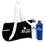 JEUZI'S EVERYWHERE DUFFEL 16oz Cotton. GYM