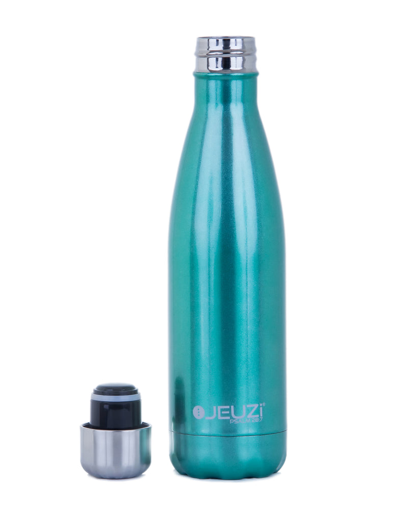 BEST INSULATED WATER BOTTLE MINT. JEUZi.com