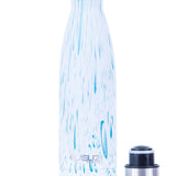 This Rain water bottle makes you feel like you're hanging out in the tropical paradise. GET ready for summer adventure with our new beautiful print bottle.  Our Bottle keeps your drinks cold for 24 hours and hot for 12. Sweat-free and perfect size for your comfortable daily hydration. Find your today at JEUZi.com