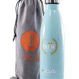 Elegant, Beautiful this great art well designed for you. Eco friendly reusable durable and luxury water bottle. Find your at JEUZi.com