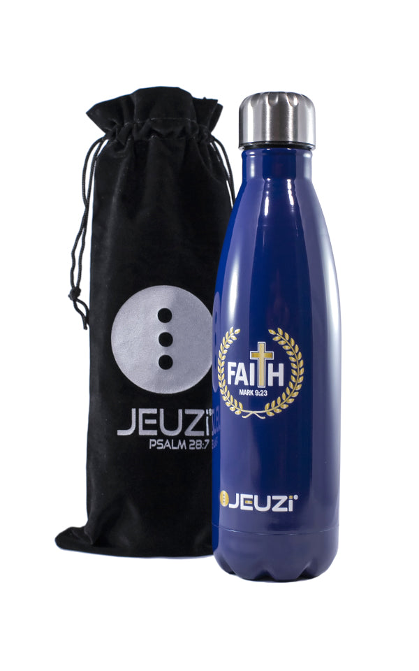 FAITH is our new collection in 2020! The best insulated water bottle could be found at JEUZi.com