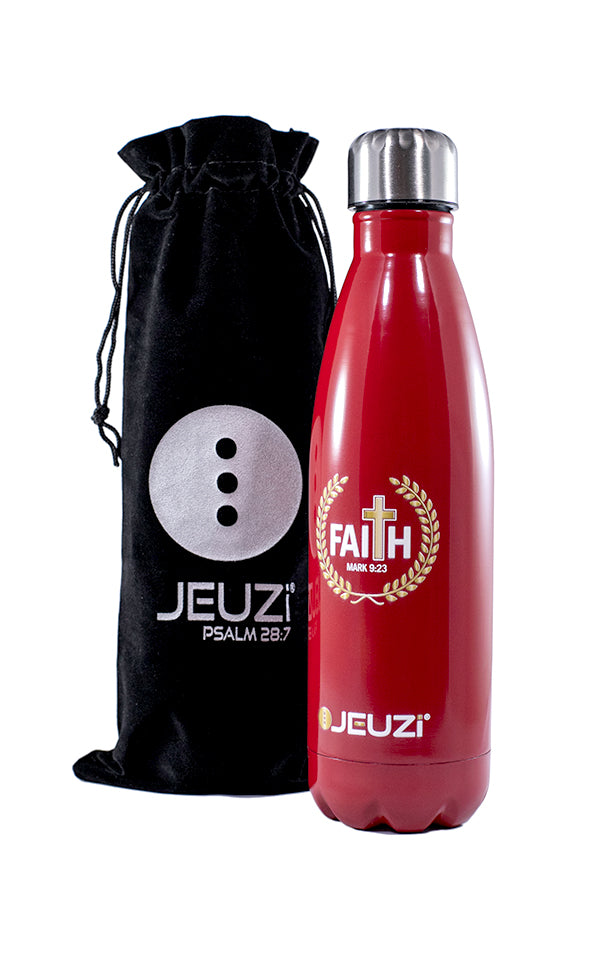 JOY INSULATED WATER BOTTLE 17oz