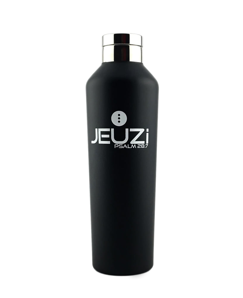 EXODUS STAINLESS STEEL VACUUM BOTTLE 21oz|JEUZi.com