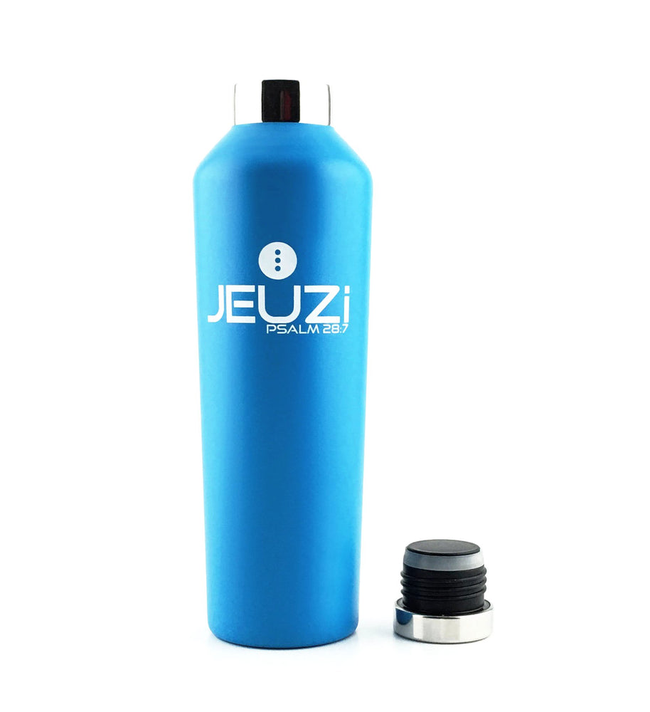 BLUE SKY STAINLESS STEEL VACUUM BOTTLE 21oz.JEUZi.com