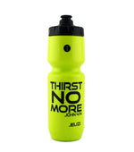 Purist Cycling Water Bottle Lime THIRST NO MORE 26oz