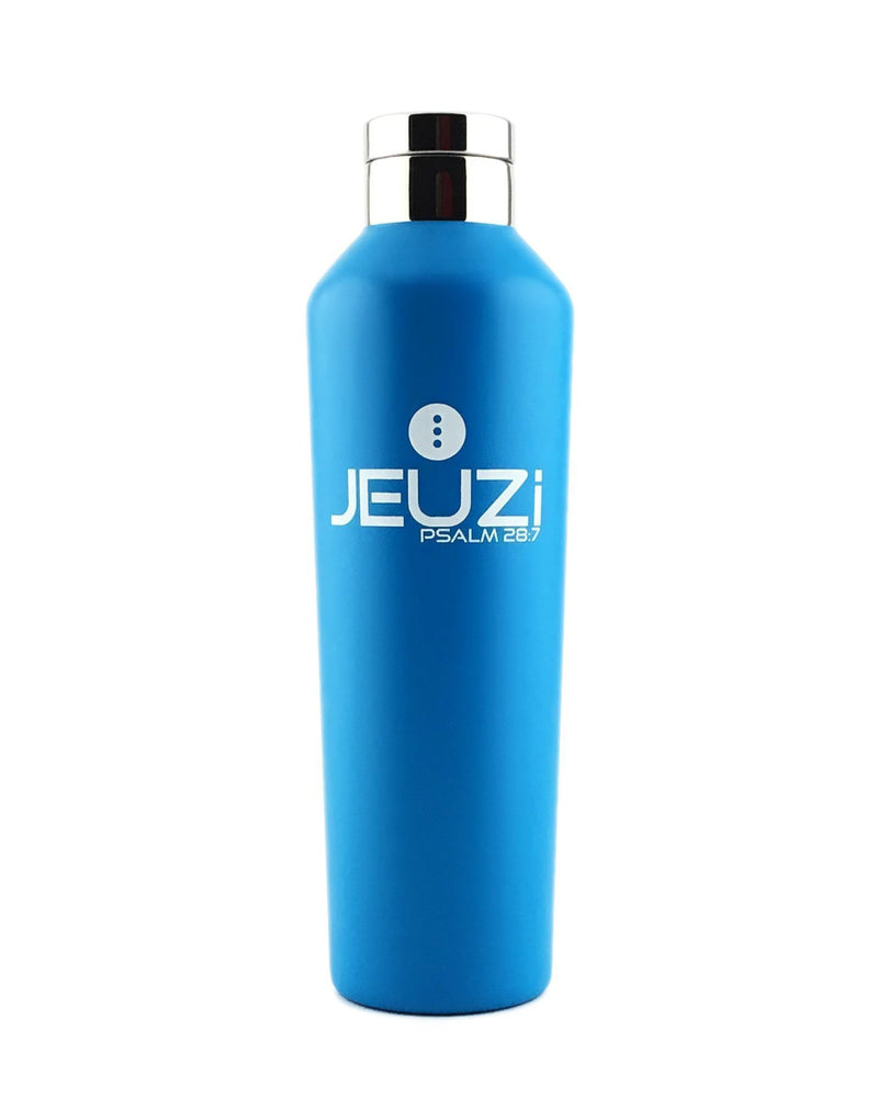 BLUE SKY STAINLESS STEEL VACUUM BOTTLE 21oz. JEUZi.com