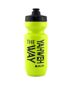 Purist Cycling Water Bottle YAHWEH THE WAY Lime 22oz