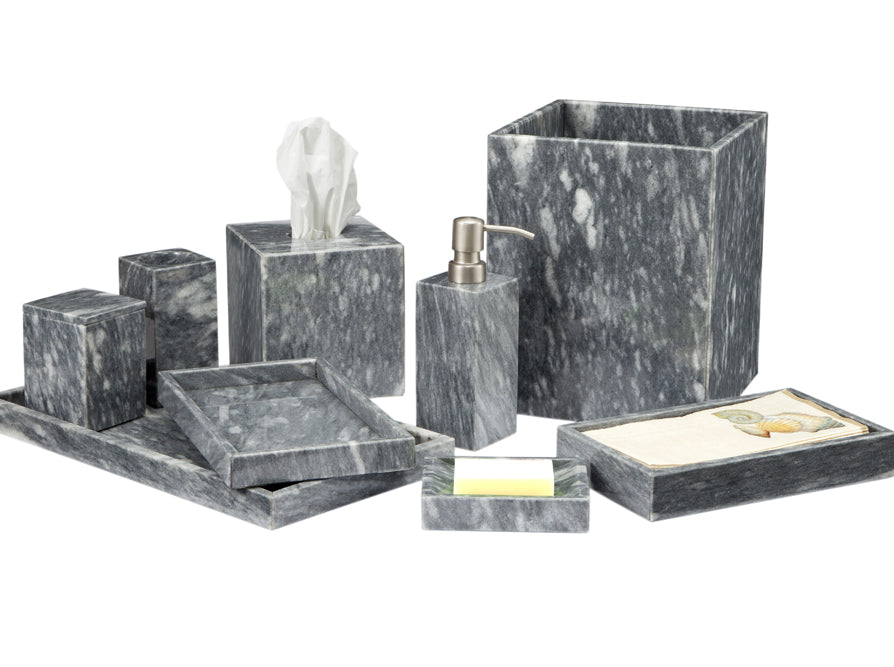 Myrtus Collection Cloud Gray Marble