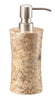 Vinca Collection Fossil Stone Soap Dispenser