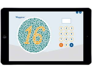 Waggoner Diagnostics Releases Waggoner Computerized Color Vision Test on iPad