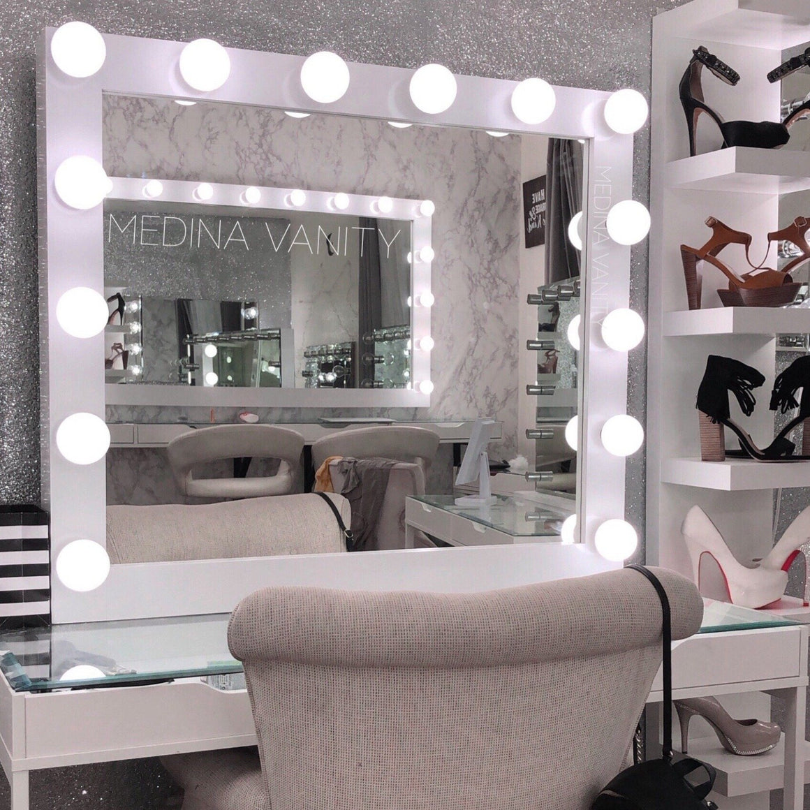 Hollywood Dream® XL Vanity Mirror
