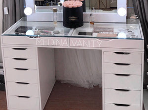 ZARA Vanity Table + 2 Dressers
