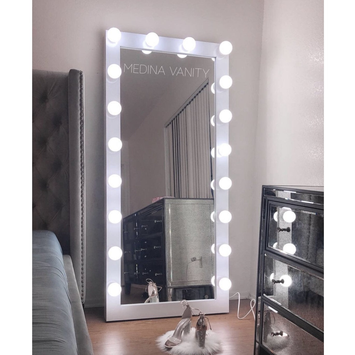 Long Vanity Mirror With Lights Cheaper Than Retail Price Buy Clothing Accessories And Lifestyle Products For Women Men