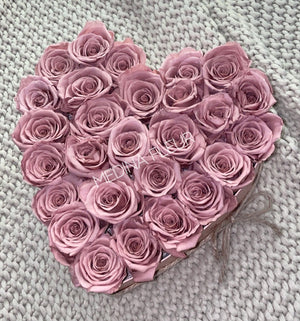 Heart Rose Arrangement