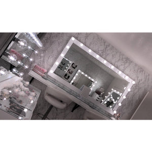 Hollywood Dream® Horizontal Vanity Mirror