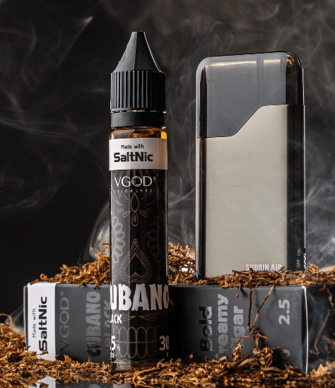 Refillable Salt Nic | Price Point NY