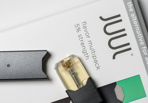 Cleaning your JUUL