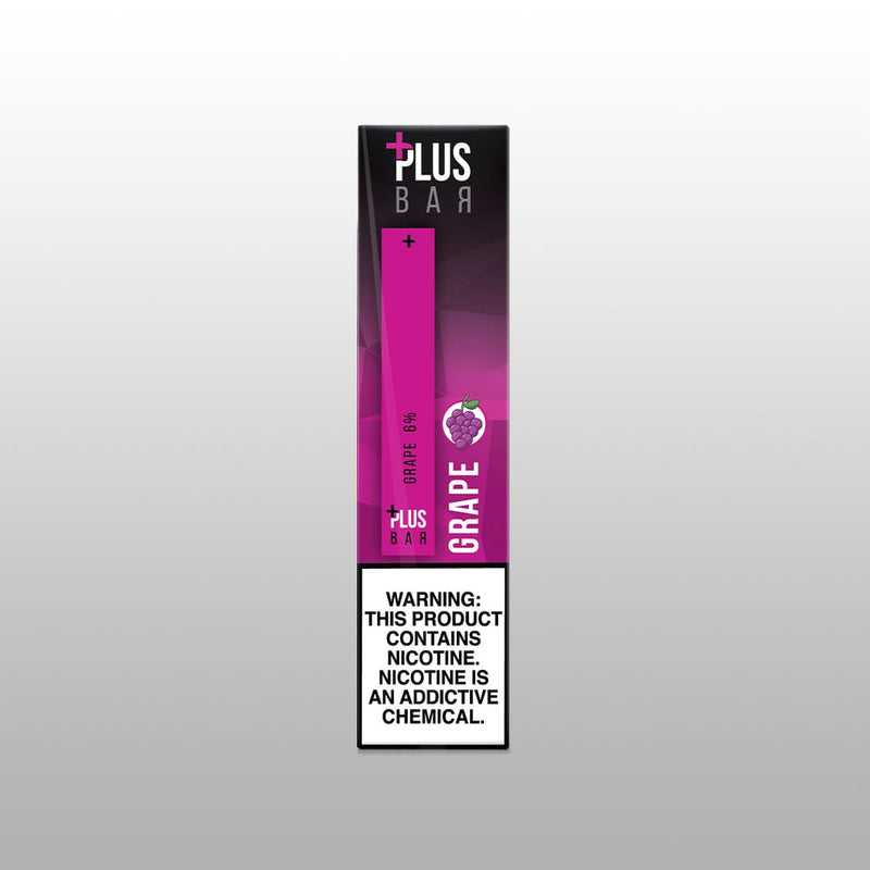Plus Bars Disposable Device