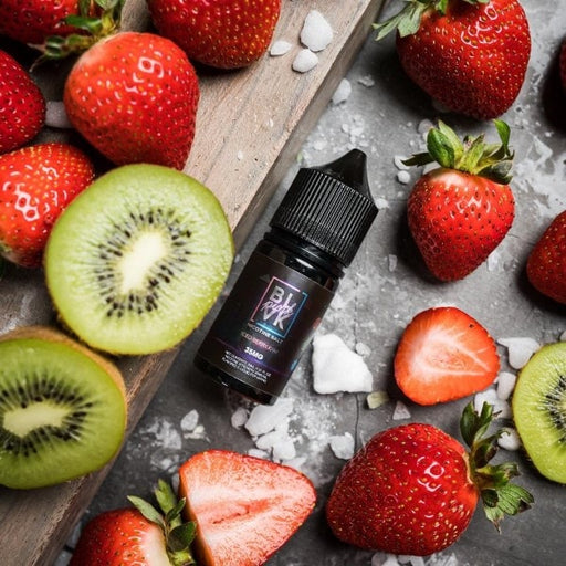 BLVK PINK STRAWBERRY KIWI ICE SALT NICOTINE | PRICE POINT NY