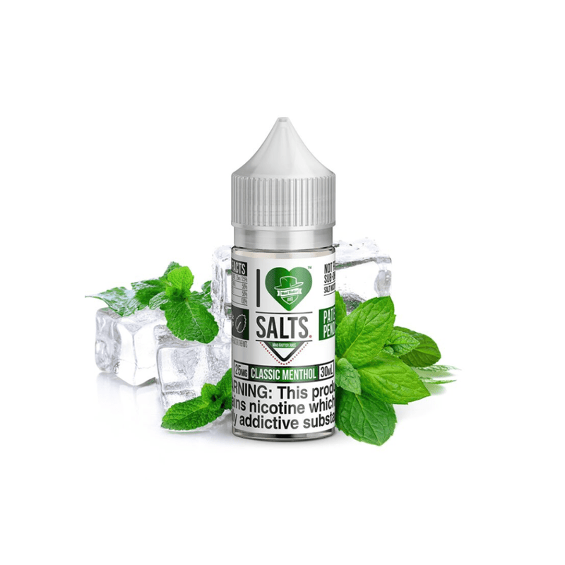 I LOVE SALTS CLASSIC MENTHOL | PRICE POINT NY